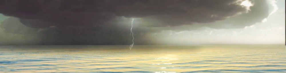 Storm in the South Sea
