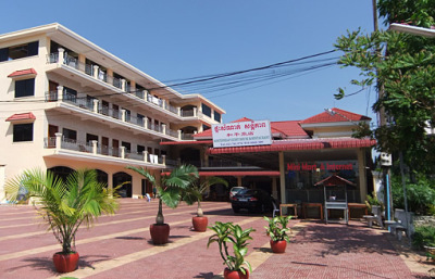 Retirement in Cambodia a place to stay in Sihanoukville