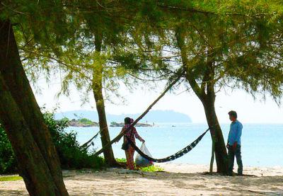 Island retirement in Cambodia