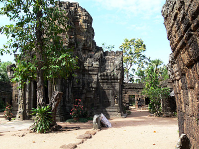 Retirement in Cambodia sightseeing