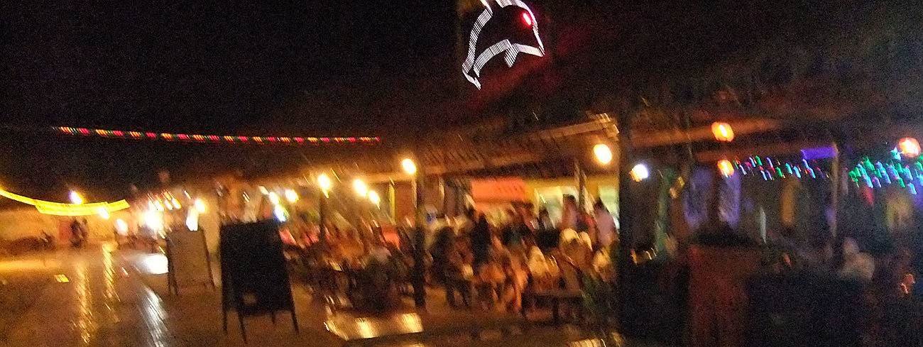 Nightlife at  Ochheuteal Beach