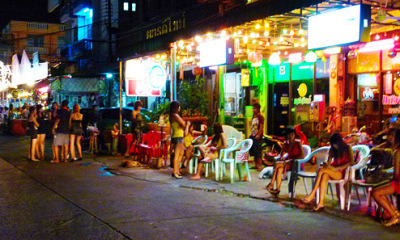 southeast Asia nightlife