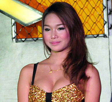 Nightlife girl in Phuket