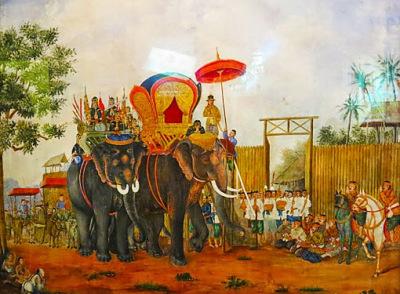 Ayutthaya History and travel