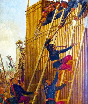 sacking of Ayutthaya