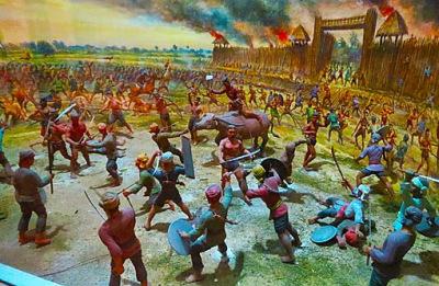 Thai Burmese war