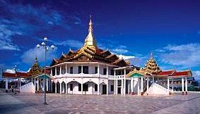Phaundaw Oo Pagoda Inle Lake