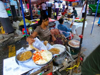 Yangon Street food (1)