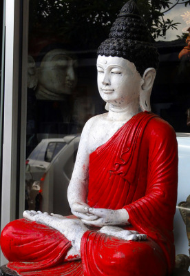 Buddha in Ubud