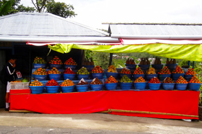 Bali streetfood