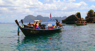 trang thailand island travel