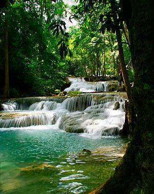 Erawan waterfall (1)