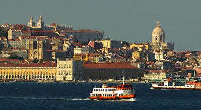 Lisbon shines
