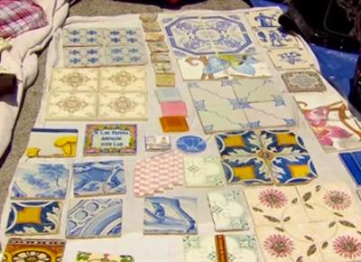 Lisbon tiles for sale