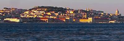 Lisbon and the Ocean