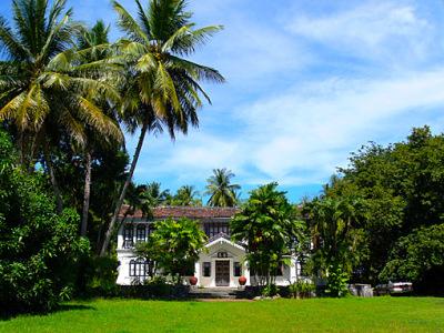 Sino-Portuguese Style Villa in Phuket Town