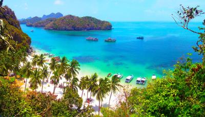 Im Ang Thong Marine National Park