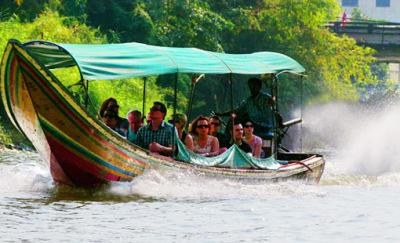 Schiffsreisen in Thailand