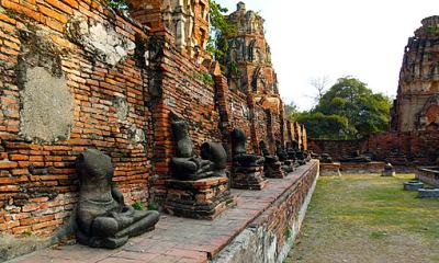 Ayutthaya historical park (1)