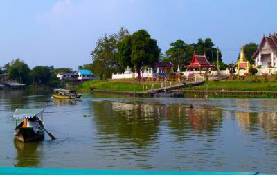Chao Praya Riverside