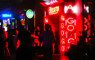 Go-Go Bar in Patong