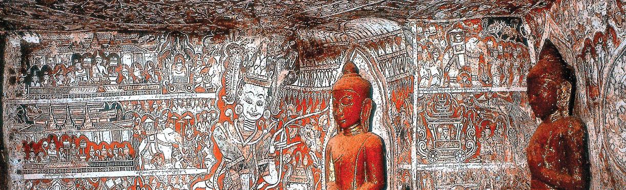 ancient mural paintings