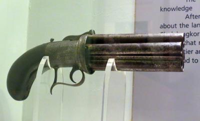 19 century revolver