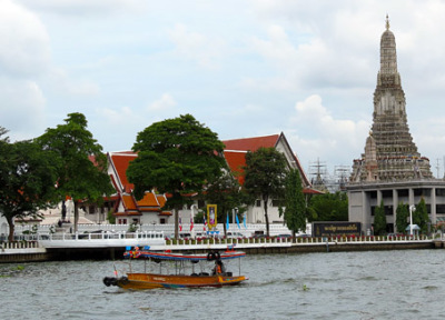 On the Chao Praya River