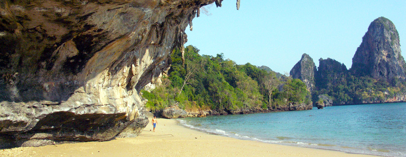 Railay Beach at Ao Nang