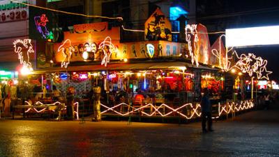 Ayutthaya cowboy bar
