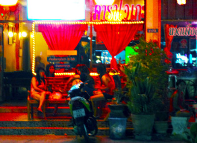 Ayutthaya Nightlife Girls (2)