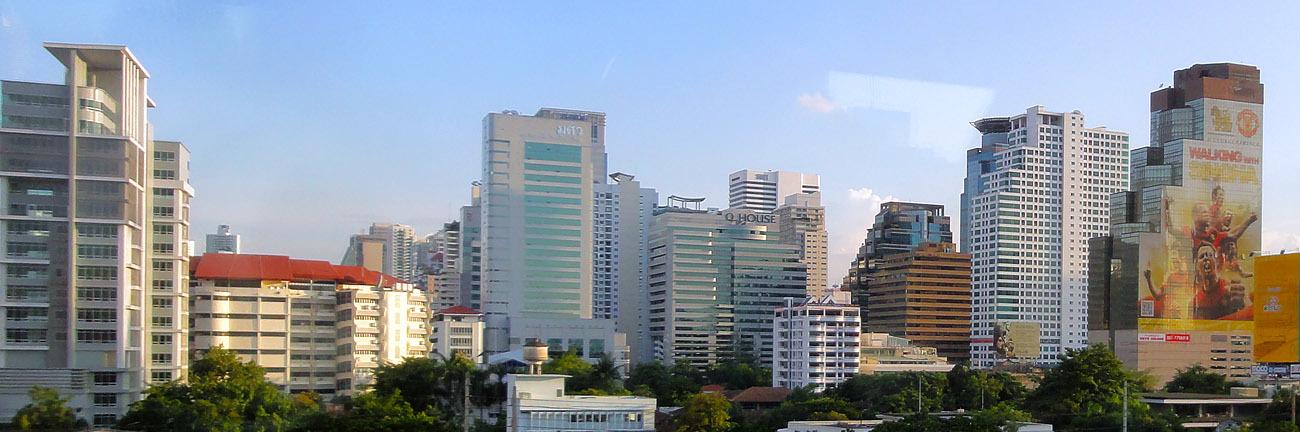 Bangkok City Travel West Side