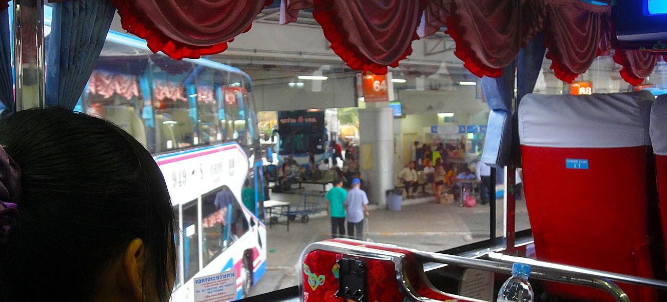 Bangkok Mo Chit bus terminal