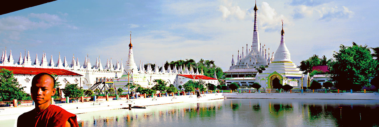Mandalay in Myanmar