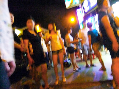 Singapore freelancer at Aljunied