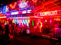 Bangkok Nightlife at Soi Cowboy