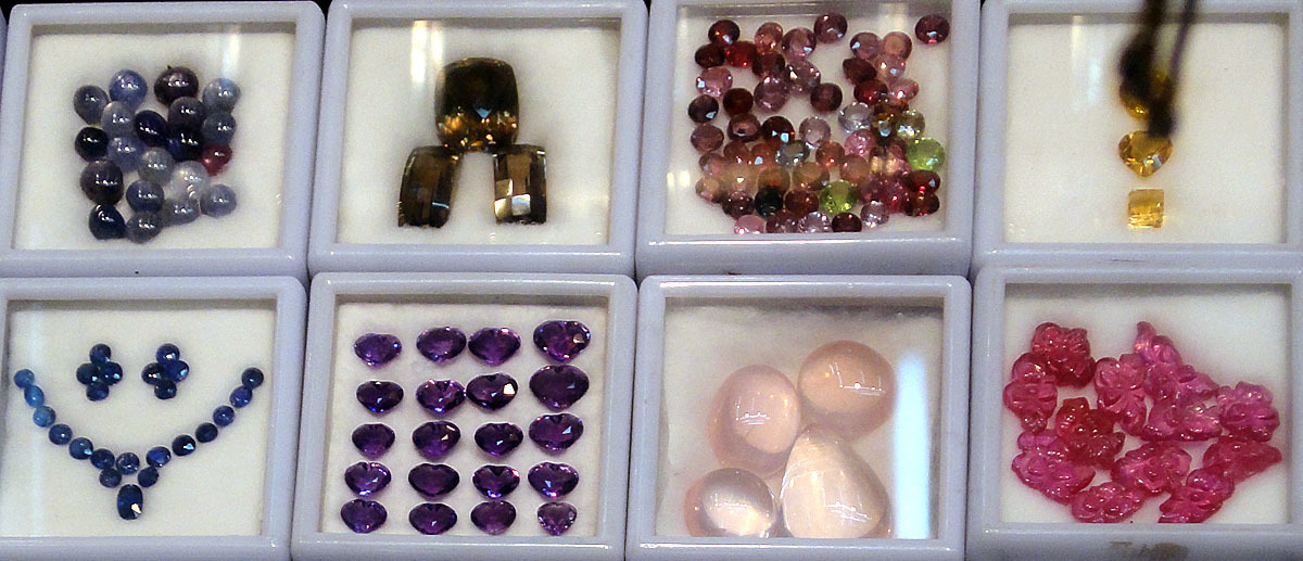 Gems Emporium at Naypyidaw