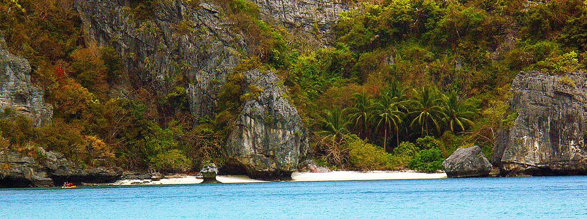 Ang Thong Marine National Park Thailand