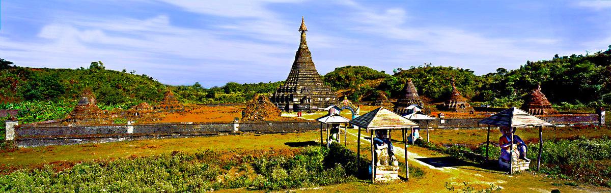 Sakyamanaung Pagoda