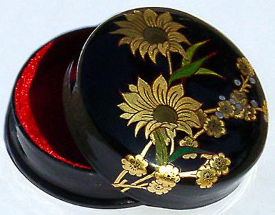 Beautiful lacquerware box