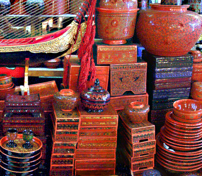 lacquer creations for the local market 1