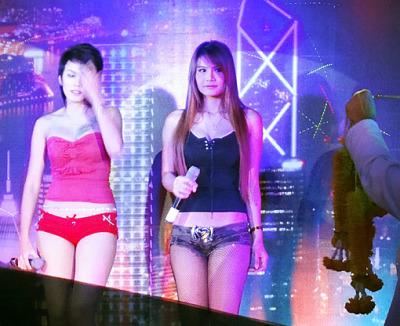 nightclub girls in Phuket Town