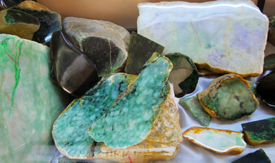 Exotic Gemstones at Bogyoke Market (4)