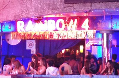 Bangkok nightlife girls (1)