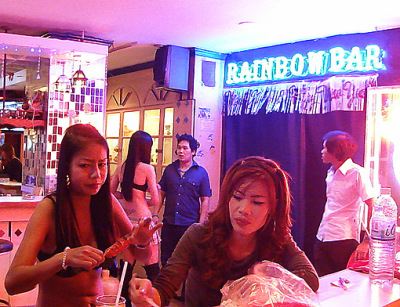 Bangkok nightlife girls (2)