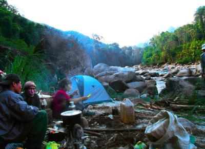 Myanmar outdoor travel