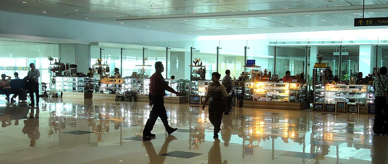 yangon airport dutyfree