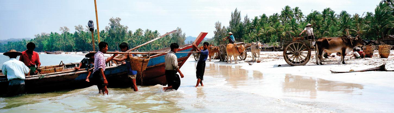 Sittwe Fishermen