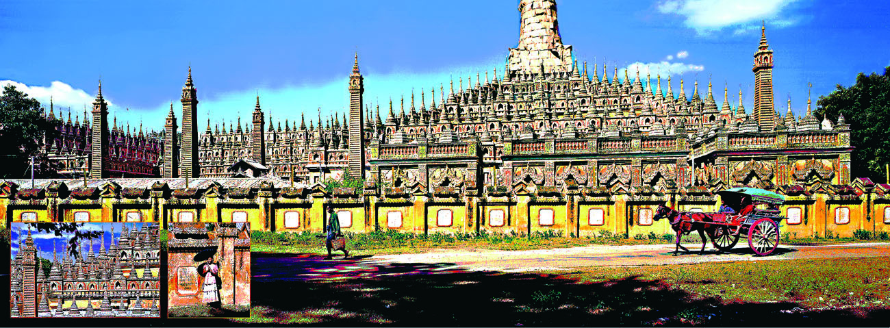 Monywa Thanboddhay Temple