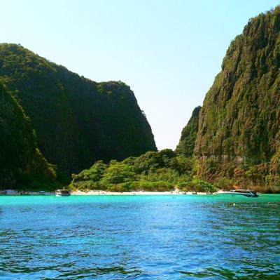 maya beach Phi-Phi Island